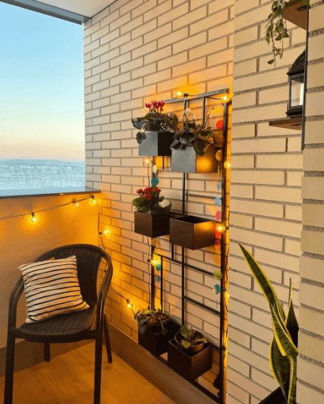 30 Ideas para decorar la terraza en Primavera Verano luces