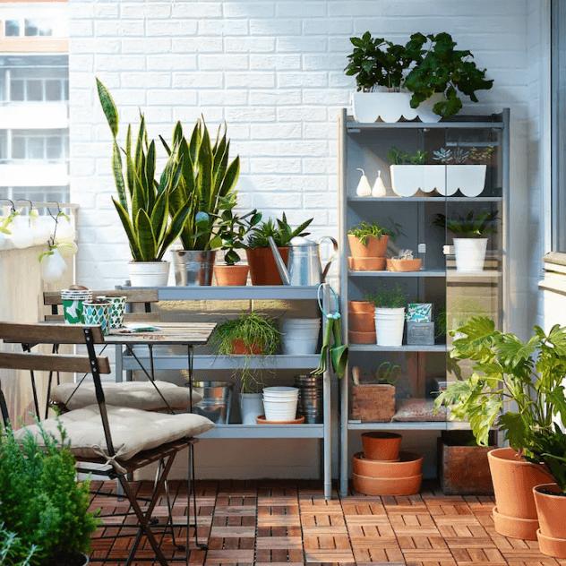 30 Ideas para decorar la terraza en Primavera Verano funcional