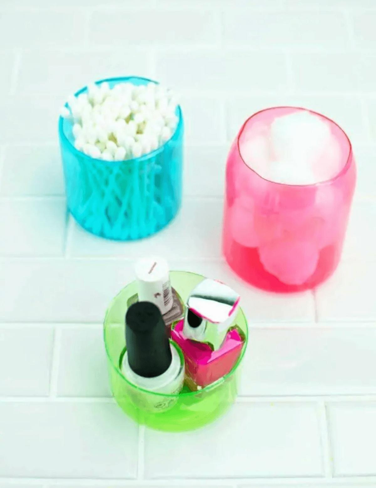 Ideas para reciclar - Reciclar ropa, botellas y envases vasos plástico