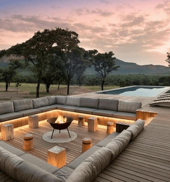 Los mejores consejos e ideas para decorar la piscina madera