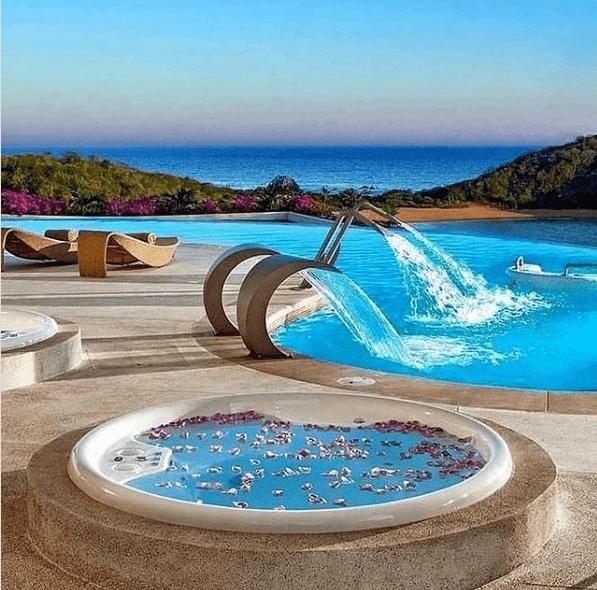 Los mejores consejos e ideas para decorar la piscina spa