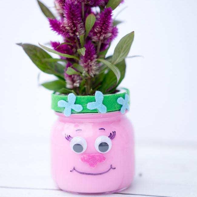 Las mejores manualidades con materiales reciclados para niños de 5 años Poppy