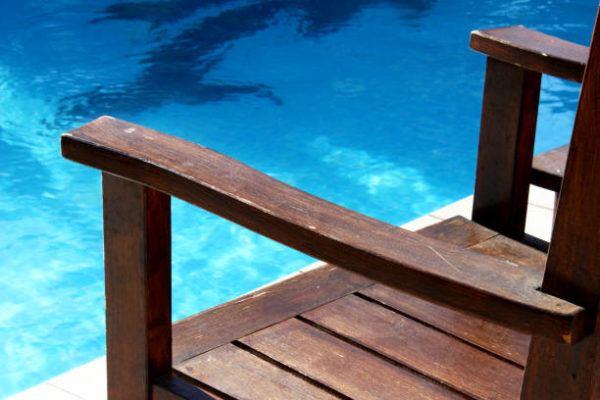 Como hacer banco madera para la piscina paso a paso
