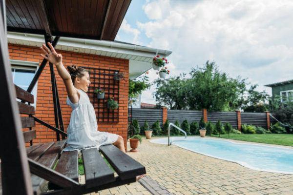 Como hacer banco madera para piscina paso a paso