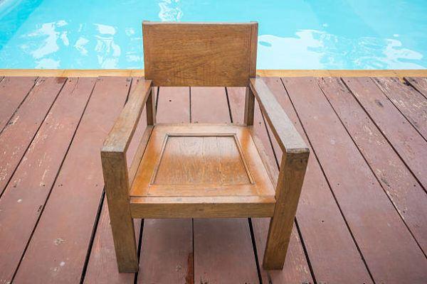 Como hacer tu banco madera para la piscina paso paso