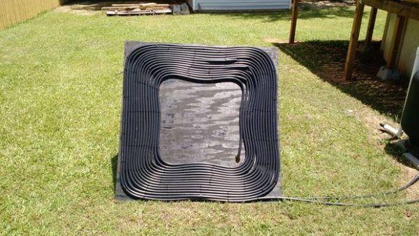 Las mejores ideas para hacer tus accesorios de piscina FOTOS panel solar