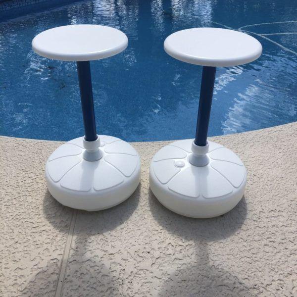 Las mejores ideas para hacer tus accesorios de piscina taburete