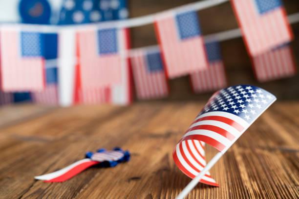 Como decorar nuestra casa para el dia de la independencia de los eeuu FOTOS bandera insignia
