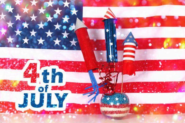 Como decorar nuestra casa para el dia de la independencia de los eeuu FOTOS cohetes