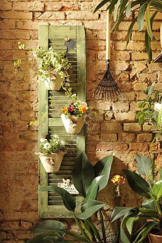 Las mejores ideas y consejos para decorar tu casa sin mucho dinero ventana macetero