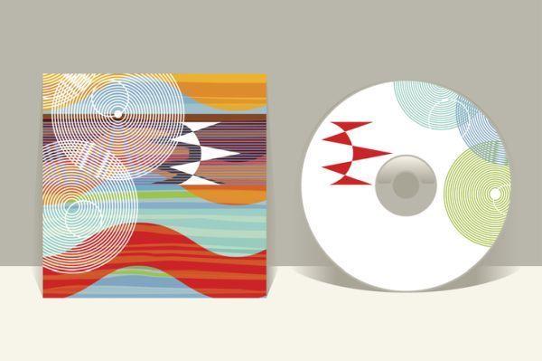 Carátula de cd