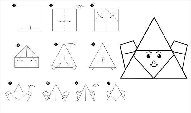 Las mejores ideas de origami para principiantes FOTOS duende