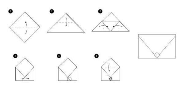 Las mejores ideas de origami para principiantes FOTOS sobre