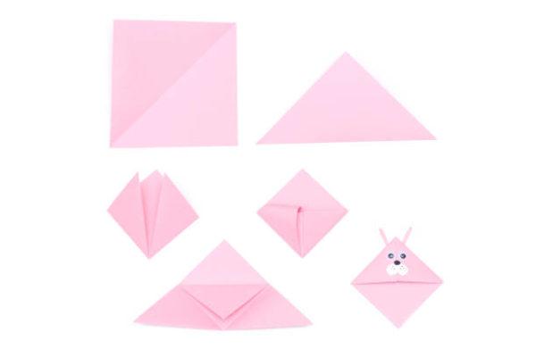 Las mejores ideas de origami para principiantes animales marcador
