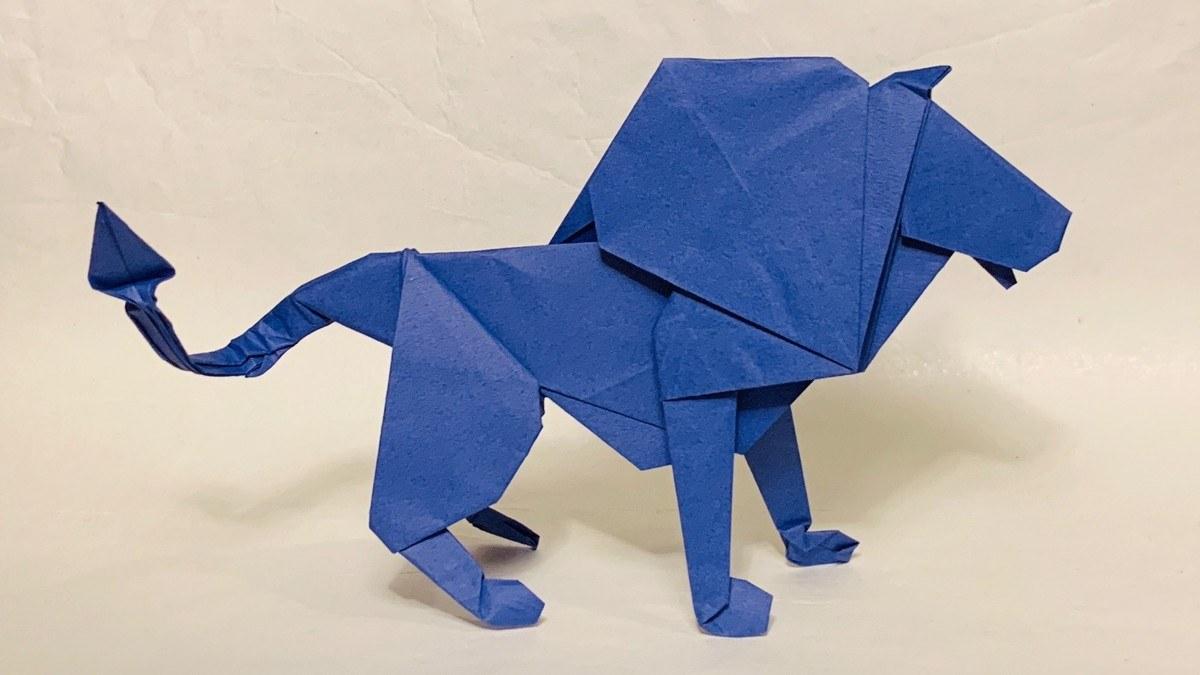 Las mejores ideas para expertos para hacer origamis FOTOS animal