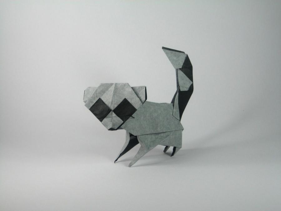 Las mejores ideas para expertos para hacer origamis FOTOS mono