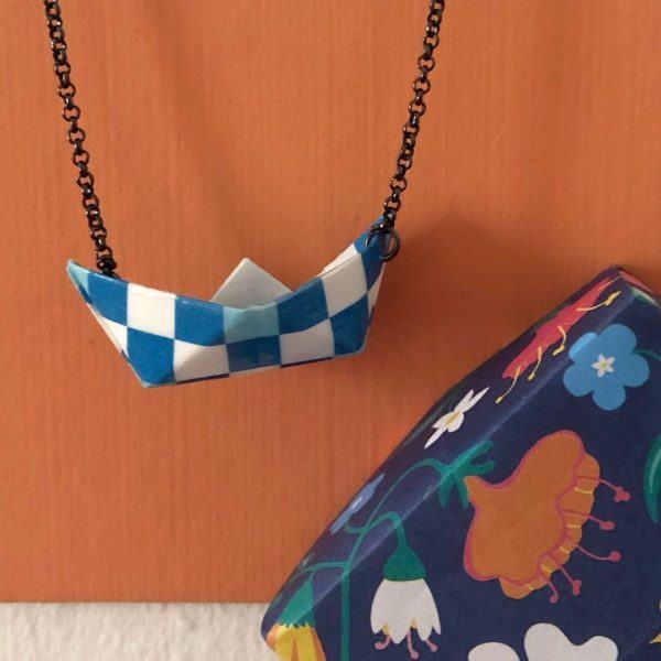Las mejores ideas para expertos para hacer origamis collar