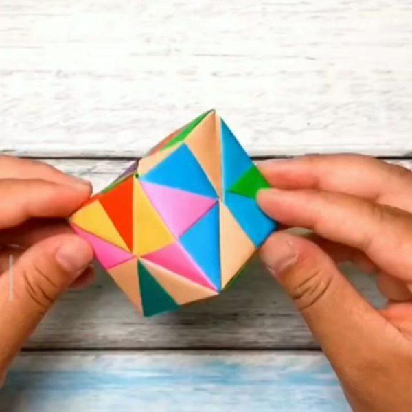 Las mejores ideas para expertos para hacer origamis cubo 3d