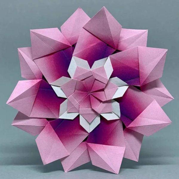 Las mejores ideas para expertos para hacer origamis flor de loto