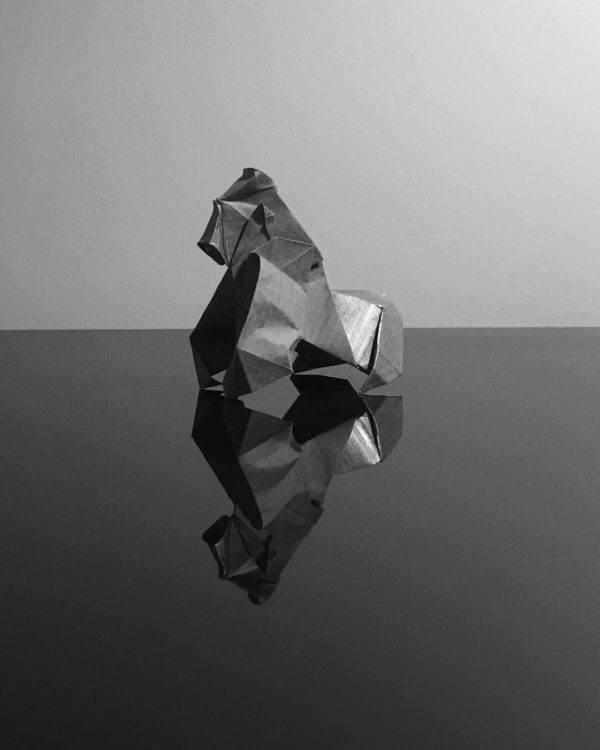 Las mejores ideas para expertos para hacer origamis gorila