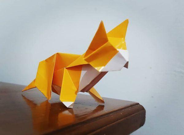 Las mejores ideas para expertos para hacer origamis zorro