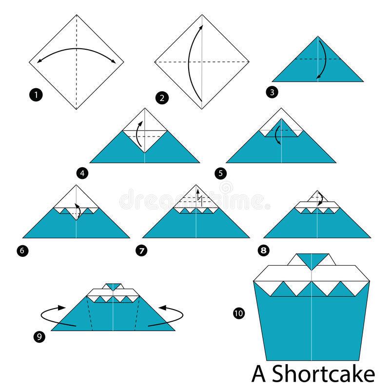 Los origami mas sencillos para hacer con personas mayores y celebrar el dia mundial del origami FOTOS caja
