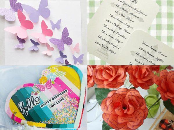 Las mejores ideas para hacer un regalo personalizado con papel para tu pareja portada